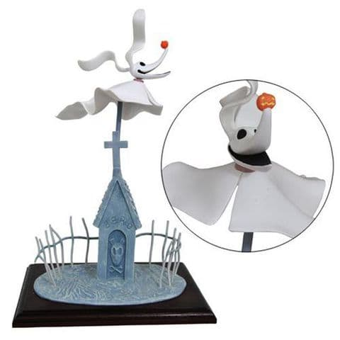 The Nightmare Before Christmas Deluxe Collection Doll: Zero