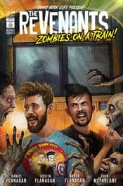 The Revenants: Zombies on a Train #1 - One-Shot