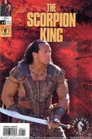 The Scorpion King (Photo Covers) - Issue 1 & 2 - Full Set of 2 Comics