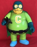 The Simpsons: The Collector - World of Springfield Interactive Figure - Complete Loose Action Figure