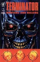 The Terminator: Hunters and Killers - Issues 1 to 3 - Full Set of 3 Comics