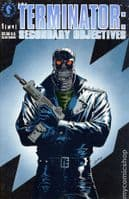 The Terminator: Secondary Objectives -  Issues 1 to 4 - Full Set of 4 Comics