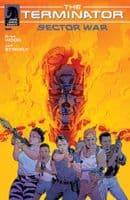 The Terminator: Sector War #3 (of 4)