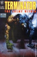 The Terminator: The Enemy Within -  Issues 1 to 4 - Full Set of 4 Comics