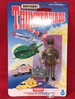 Thunderbirds: Parker - Action Figure - Sealed on Card (C)