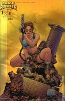 Tomb Raider #1 - Andy Park Holofoil Variant Cover
