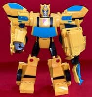 Transformers Cyberverse: Bumblebee - Action Attackers - Ultimate Class - Complete