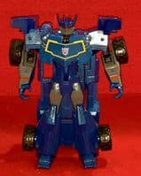Transformers Cyberverse: Soundwave - 1-Step Changer Loose Action Figure