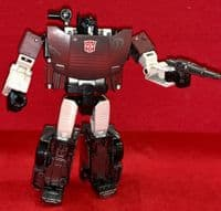 Transformers Generations Netflix WFC: Sideswipe - Deluxe Class - Complete Loose Action Figure