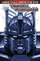 Transformers: More Than Meets The Eye #13 - Retailer Incentive Cover