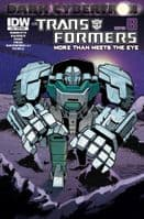 Transformers: More Than Meets the Eye #26 - Subscriber Variant Cover