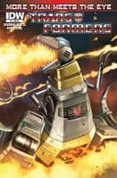 Transformers: More Than Meets The Eye #8 - Retailer Incentive Cover