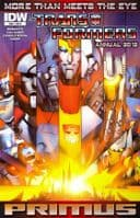 Transformers: More The Meets The Eye - Annual 2012