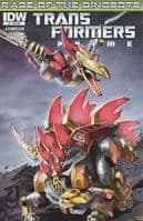 Transformers Prime: Rage of the Dinobots #2 - Retailer Incentive Cover A