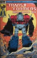 Transformers: Regeneration One #85 - Cover B