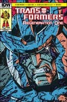 Transformers: Regeneration One #99 - Cover B