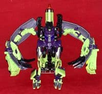 Transformers Revenge of the Fallen: Mixmaster (Toys'R'Us Variant) - Voyager Class - Complete