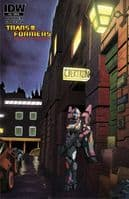 Transformers: Robots in Disguise #12 - Retailer Incentive Cover Variant