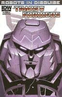 Transformers: Robots in Disguise #13 - Retailer Incentive Cover
