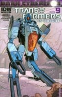Transformers: Robots in Disguise #26 - Subscriber Variant Cover