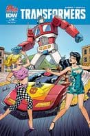Transformers: Robots in Disguise #48 -  Archie Comics 75th Anniversary Cover Variant