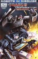 Transformers: Robots in Disguise #7 - Retailer Incentive Cover