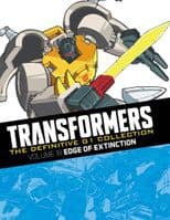 Transformers The Definitive G1 Collection - Volume 18: Edge of Extinction (Issue 4)