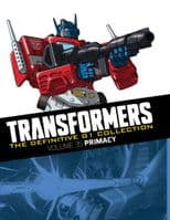 Transformers The Definitive G1 Collection - Volume 35: Primacy (Issue 15) NEW