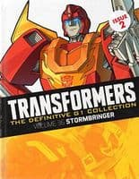 Transformers The Definitive G1 Collection - Volume 36: Stormbringer (Issue 2)