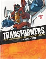 Transformers The Definitive G1 Collection - Volume 37: Escalation (Issue 6)