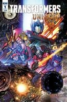 Transformers: Unicron - Issues 1 to 6 - Full Set of 6 Comics