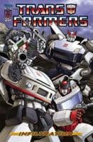 Transformers Volume 1: Infiltration - TPB/Graphic Novel - SIGNED by Simon Furman