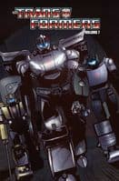 Transformers Volume 6: Police Action - Graphic Novel/TPB