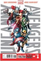 Uncanny Avengers (Vol 1) - Issues 1 to 25 - Complete Run of 25 Comics PLUS Annual #1