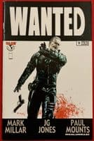 Wanted #1 - Migliari Variant Cover