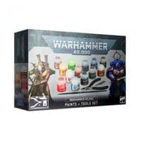 Warhammer 40,000: Paints & Tools Set