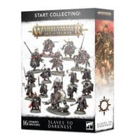 Warhammer Age of Sigmar: Star Collecting! Slaves To Darkness