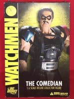 Watchmen: The Comedian - 1:6 Scale Deluxe Collector Figure - Complete & Boxed