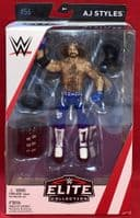 WWE Elite Collection Series 56: AJ Styles - Sealed in Box