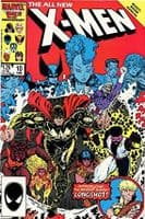 X-Men Annual #10 - First Appearance of Longshot!