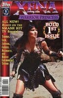 Xena Warrior Princess - Issues 0 to 2 - Full Set of 3 Comics - Photo Covers