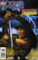 Xena Warrior Princess & Joxer Warrior Prince - Issues 1 to 3 - Full Set of 3 Comics - Art Covers
