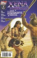 Xena Warrior Princess: The Dragon's Teeth - Issues 1 to 3 - Full Set of 3 Comics - Art Covers