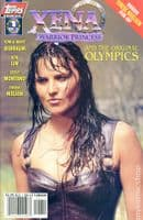 Xena Warrior Princess: The Original Olympics - Issues 1 to 3 - Full Set of 3 Comics - Photo Covers