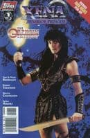 Xena Warrior Princess: The Orpheus Trilogy - Issues 1 to 3 - Full Set of 3 Comics - Art Covers