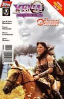Xena Warrior Princess: The Orpheus Trilogy - Issues 1 to 3 - Full Set of 3 Comics - Photo Variants