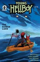 Young Hellboy: The Hidden Land #1 (of 4) - Cover A