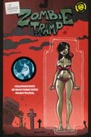 Zombie Tramp #21 - Action Figure Variant Cover