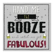 Hand Me The Booze Card