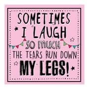 Laugh So Much Card